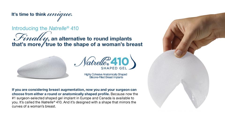 Gummy Bear Silicone Breast Implants