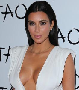 Kim Kardashian birthday pics las vegas