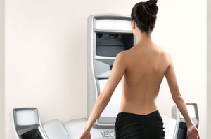 Vectra 3D imaging machine for breast implants