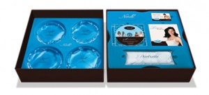 sample implant sizing kit from Natrelle for breast augmentation